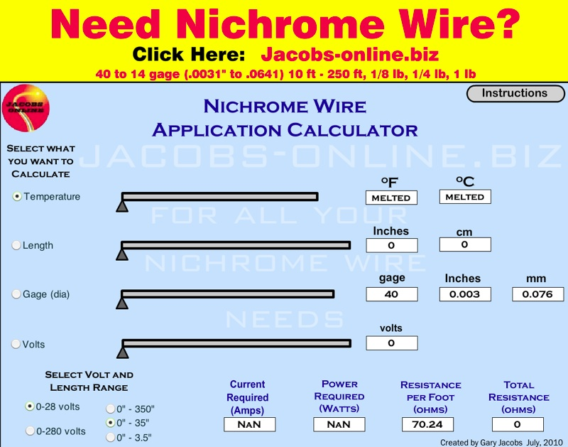Fine nichrome wire resistance table ideas electrical and wiring unusual nichrome wire chart contemporary electrical and wiring keyboard keysfo Image collections
